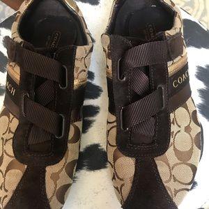 Coach Jenny Sneakers